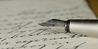 Schreibgeflüster